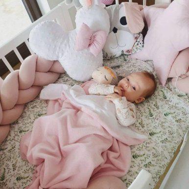 Βρεφική Κουβέρτα 70 x 90 εκ