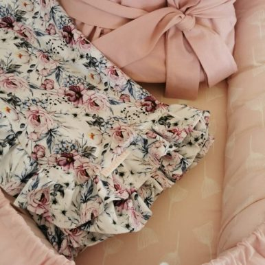 Βρεφική Βαμβακερή Κουβέρτα 70 x 90 cm